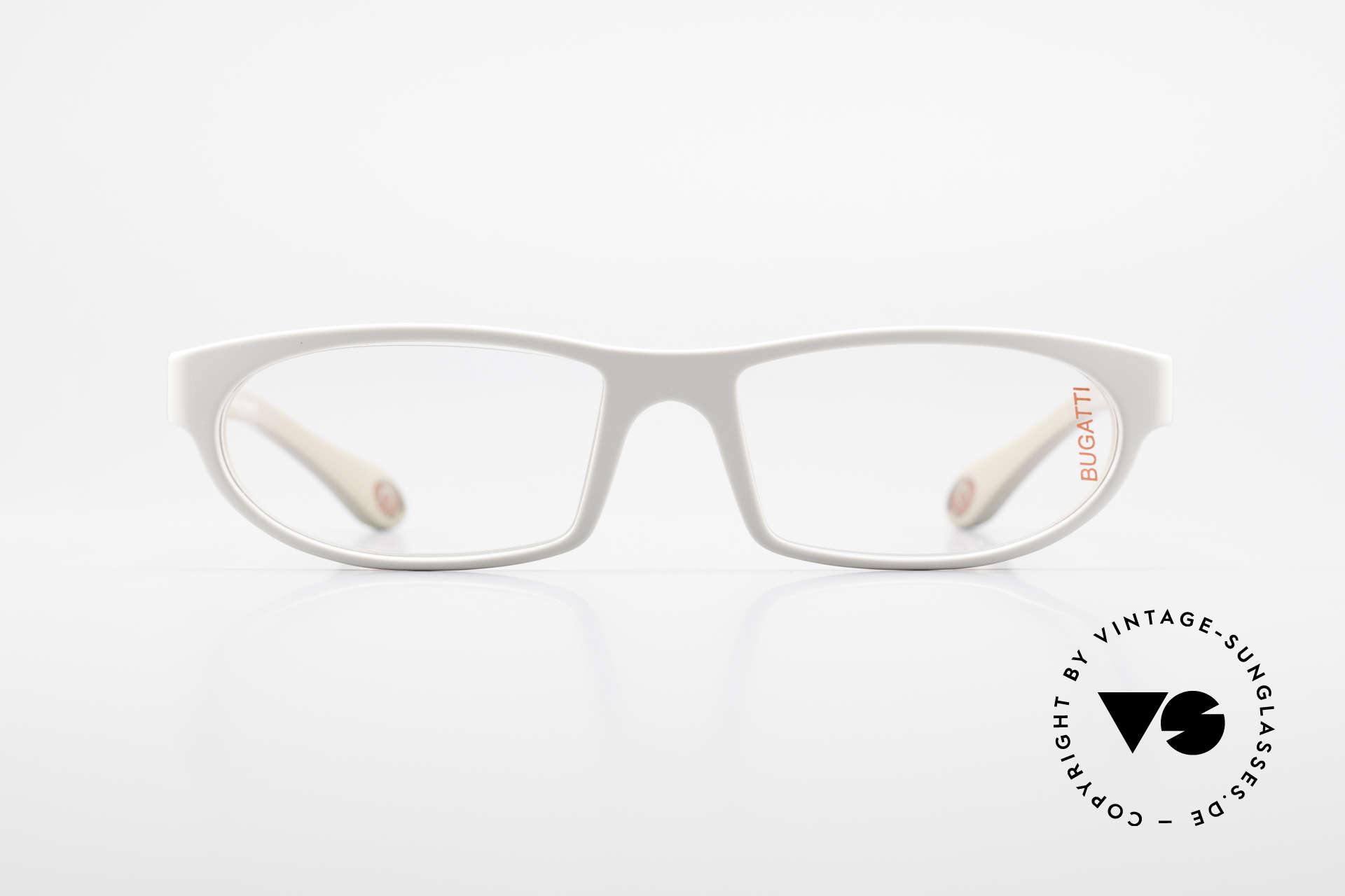 Bugatti 489 Sporty Designer Glasses Men, TOP-NOTCH quality of all frame components, Made for Men