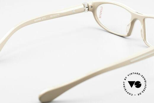 Bugatti 489 Sporty Designer Glasses Men, the frame is made for optical lenses / sun lenses, Made for Men