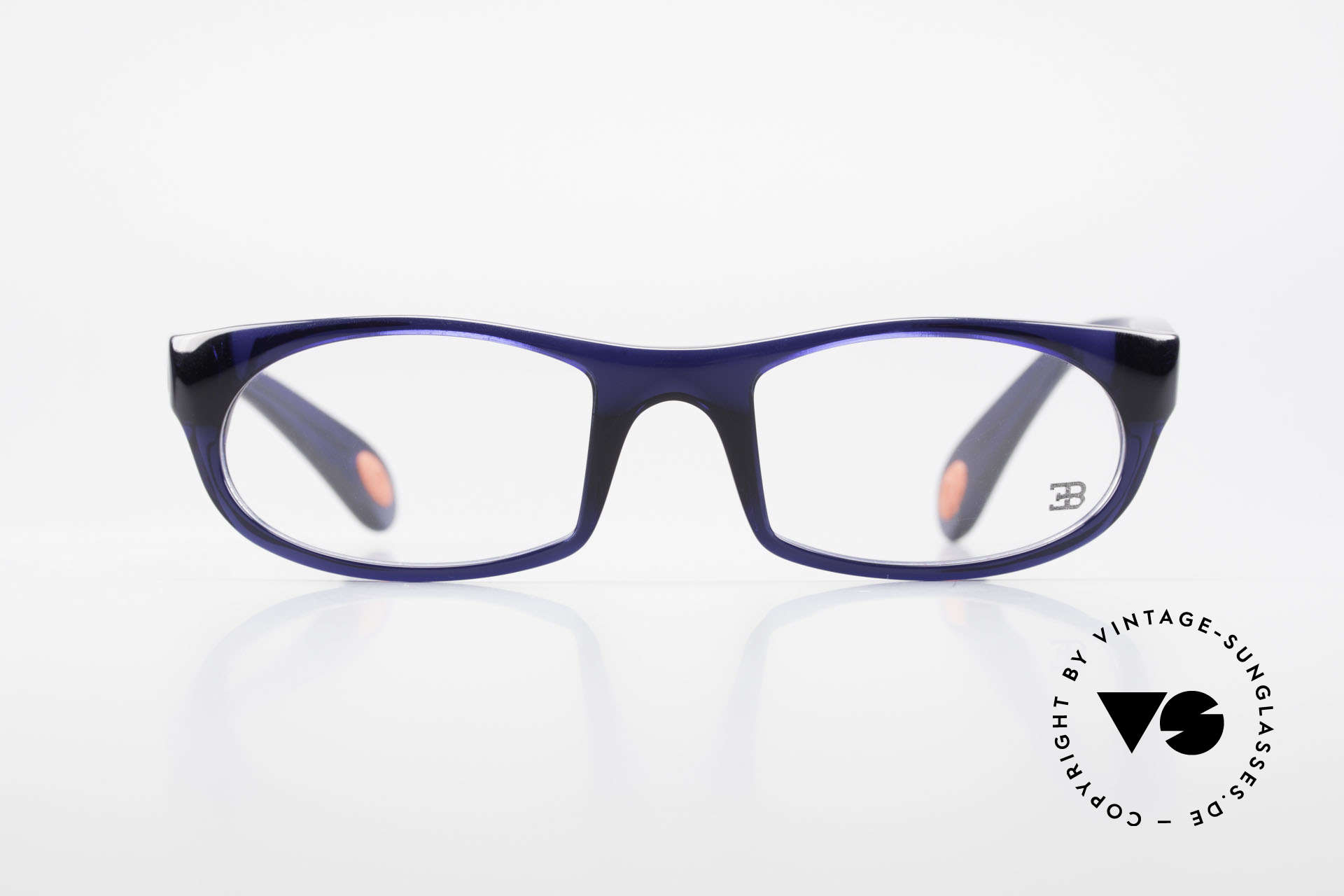 Bugatti 326 Odotype Sporty Designer Eyeglasses, distinctive design of the ODOTYPE SERIES, Made for Men