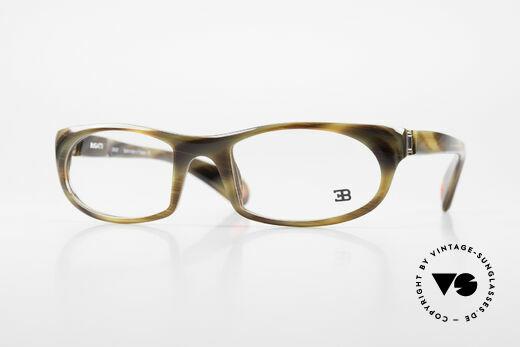 Bugatti 326 Odotype True Vintage Eyeglass-Frame Details