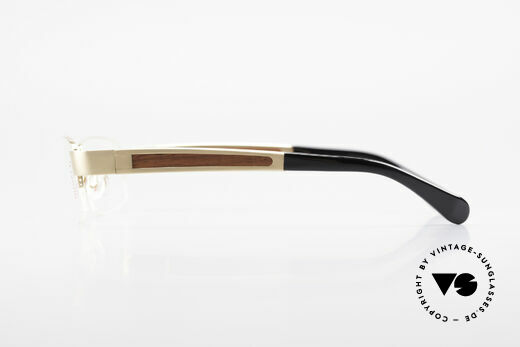Bugatti 521 Precious Padouk Wood Gold