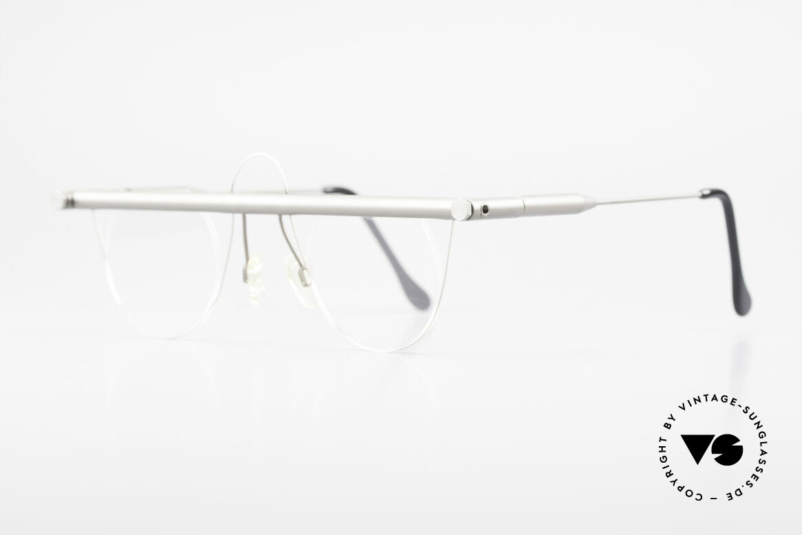 Bauhaus Rohrbrille Bauhaus Glasses Marcel Breuer, Breuer is famous for the Wassily Chair (Bauhaus style), Made for Men and Women