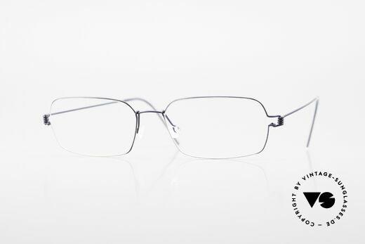 Lindberg Marco Air Titan Rim Titanium Designer-Specs Men Details
