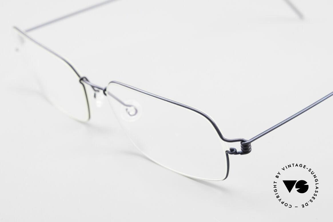 Lindberg Marco Air Titan Rim Titanium Designer-Specs Men