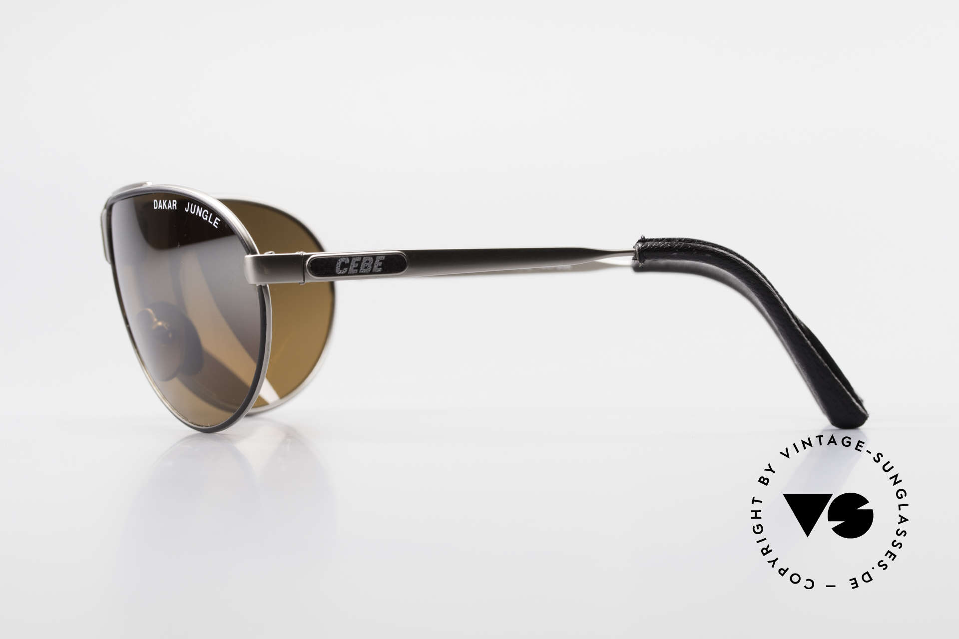 Cebe Dakar Jungle QD02 High-Tech Racing Sunglasses, mirrored cebonate lenses; made for extreme sun intensity, Made for Men and Women