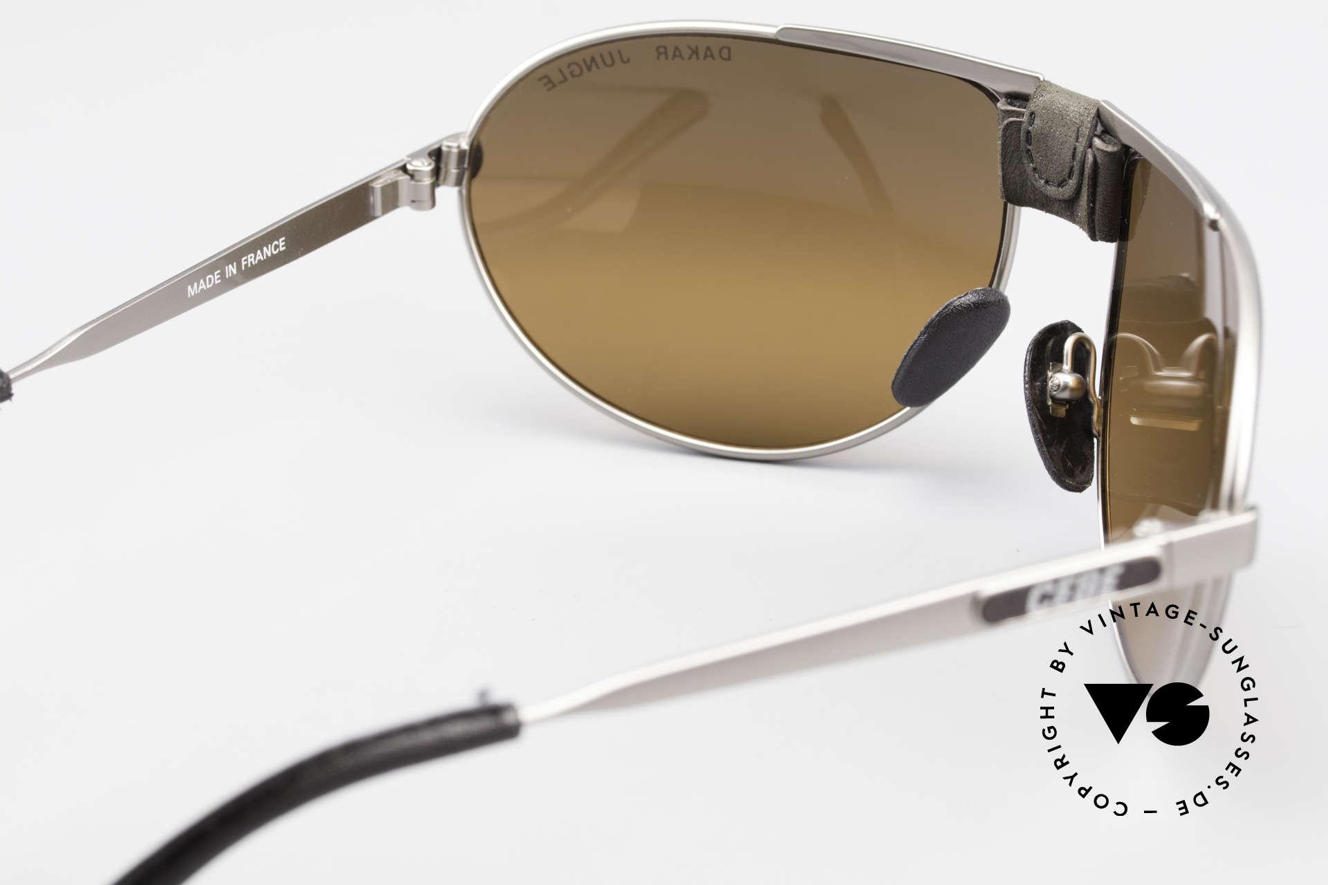 Cebe Dakar Jungle QD02 High-Tech Racing Sunglasses, Size: small, Made for Men and Women