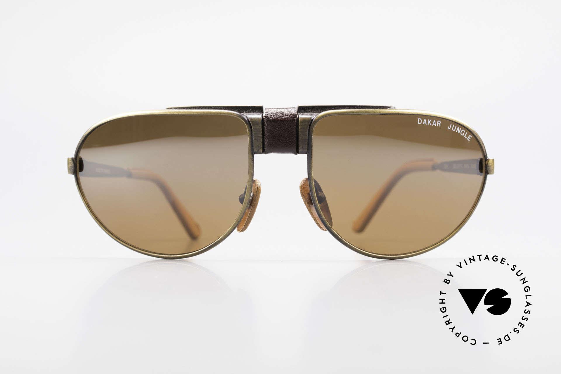 Cebe Dakar Jungle QD01 High-Tech Racing Sunglasses, engineered for the drivers (Paris-Dakar-Rallye); rarity!, Made for Men and Women