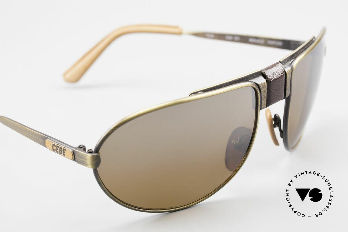 Cebe Dakar Jungle QD01 High-Tech Racing Sunglasses
