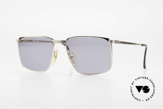 Christian Dior 2728 80's Gentlemen's Sunglasses Details