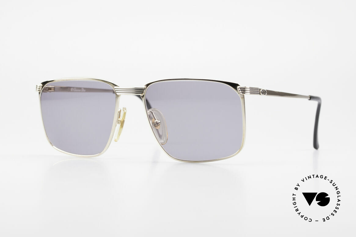 Christian Dior 2728 80's Gentlemen's Sunglasses, classic 80's gentlemen sunglasses by Christian Dior, Made for Men