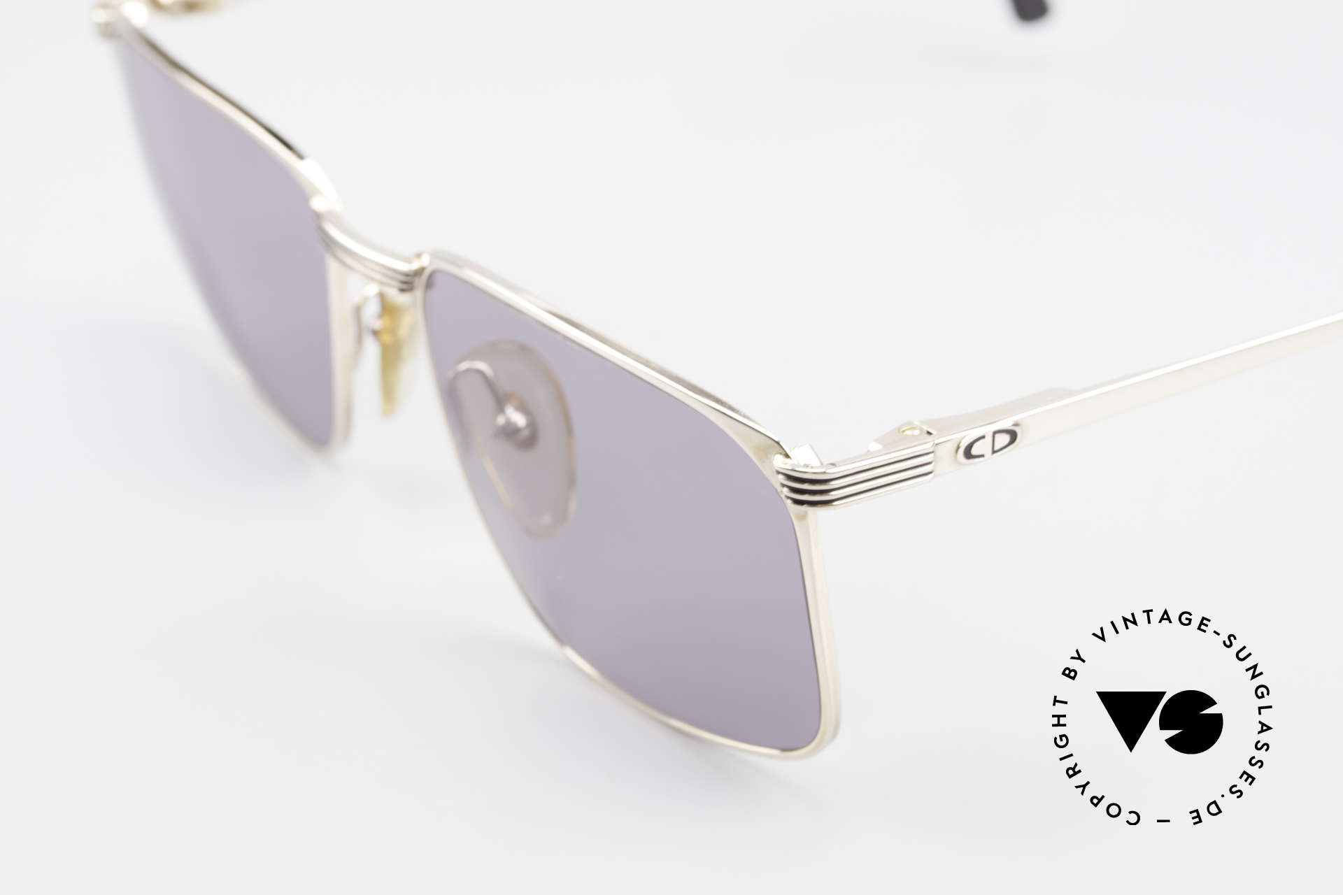 Christian Dior 2728 80's Gentlemen's Sunglasses, new old stock (like all our rare vintage Dior shades), Made for Men