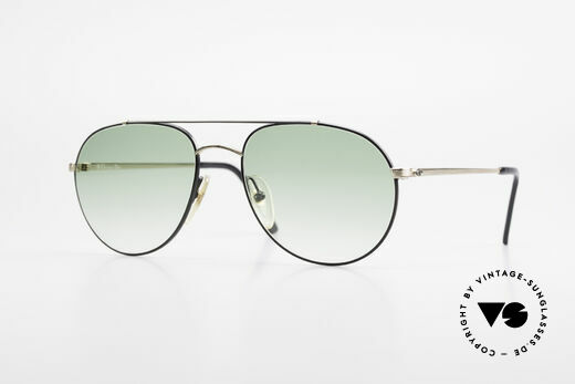 Christian Dior 2488 Rare 80's Aviator Sunglasses Details