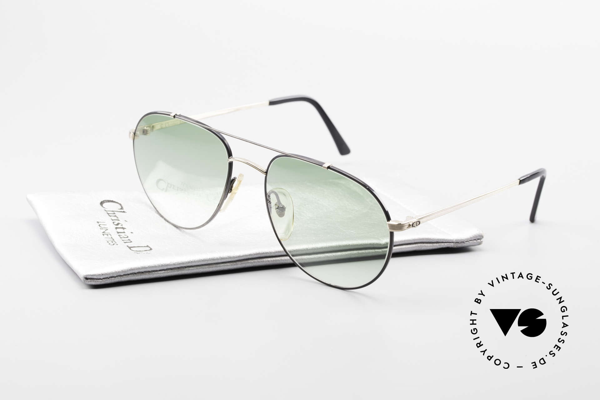 Christian Dior 2488 Rare 80's Aviator Sunglasses, Size: large, Made for Men