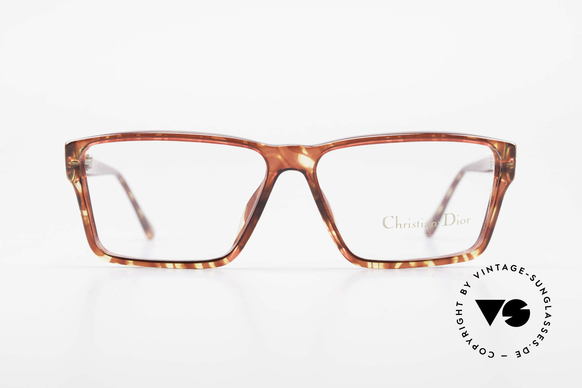 Christian Dior 2628 Old 80's Optyl Frame Unisex, unique and very elegant frame pattern; size 58-13, Made for Men and Women