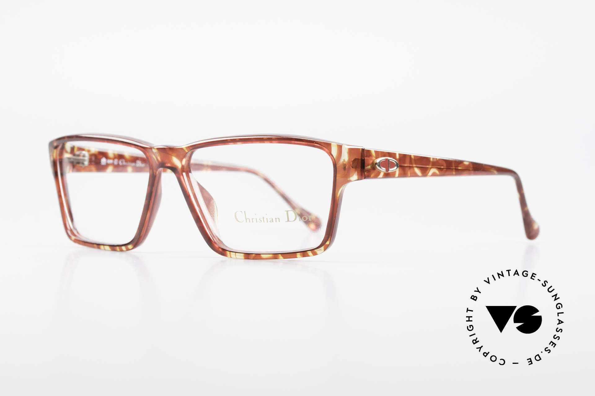 Christian Dior 2628 Old 80's Optyl Frame Unisex, highest comfort thanks to brilliant OPTYL material, Made for Men and Women