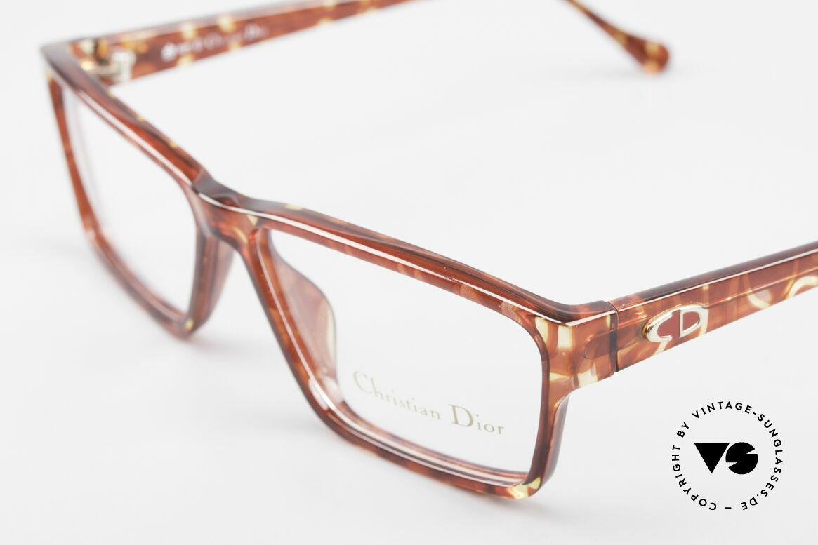 Christian Dior 2628 Old 80's Optyl Frame Unisex, the durable OPTYL-material does not seem to age, Made for Men and Women