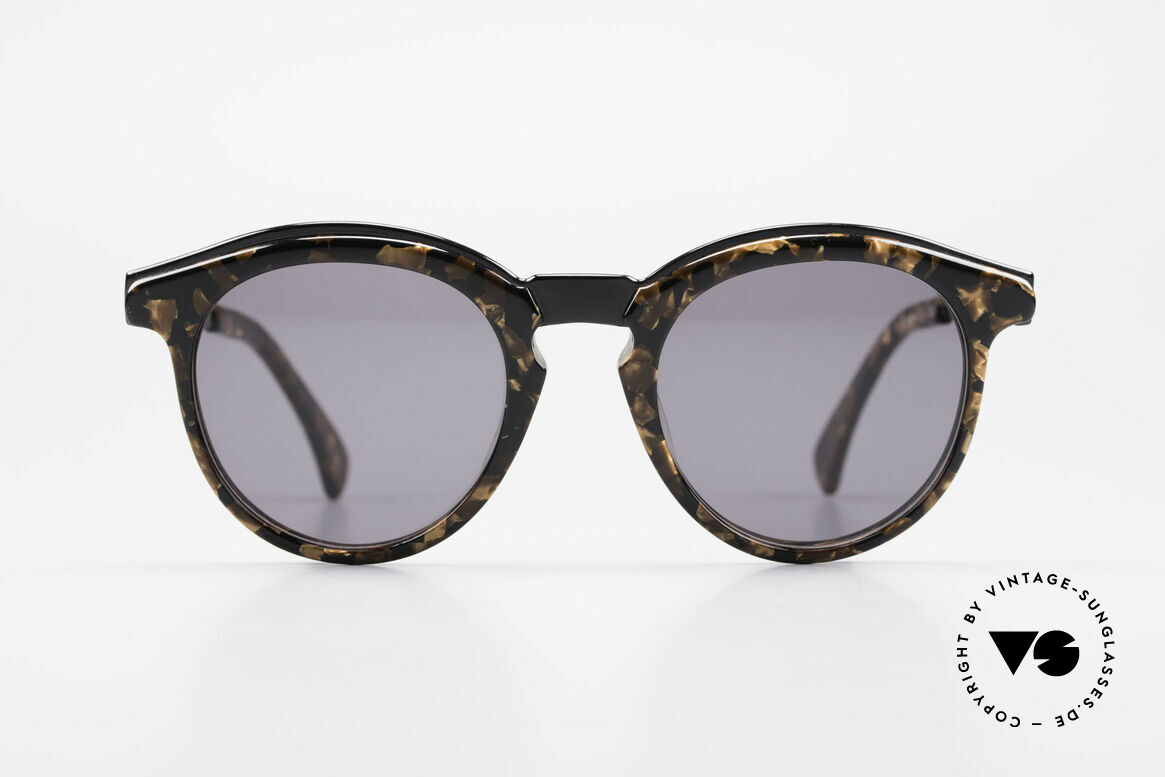 Alain Mikli 626 / 514 Rare Old 80's Panto Sunglasses, model 626 / 514 = a true design classic from 1989, Made for Men and Women