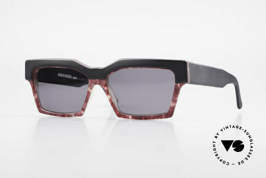 Alain Mikli 318 / 423 80's XL Designer Sunglasses Details