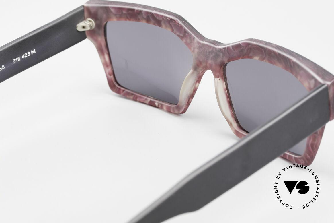 Alain Mikli 318 / 423 80's XL Designer Sunglasses