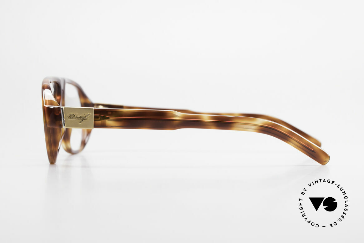 Davidoff 100 90's Men's Vintage Frame, vintage model for fashion enthusiasts; simply stylish, Made for Men