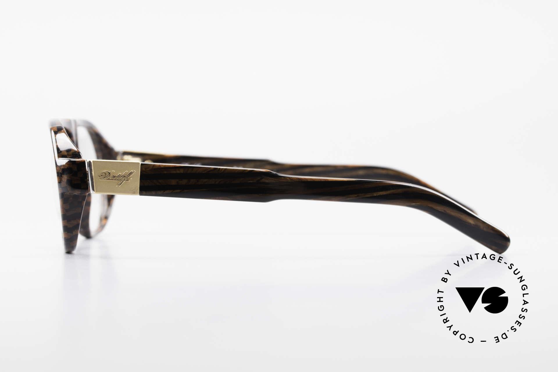 Davidoff 100 90's Men's Vintage Glasses, Size: medium, Made for Men