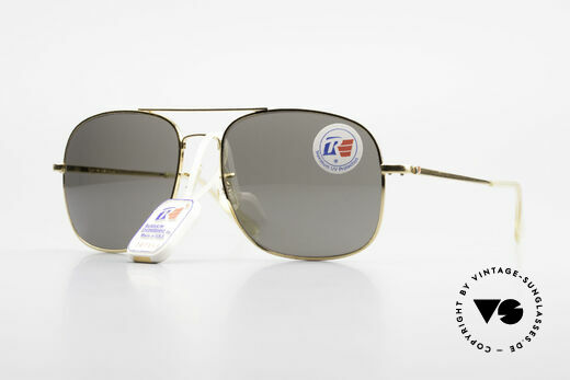 Randolf Engineering Aviator USA Shades 23kt Gold Plated Details