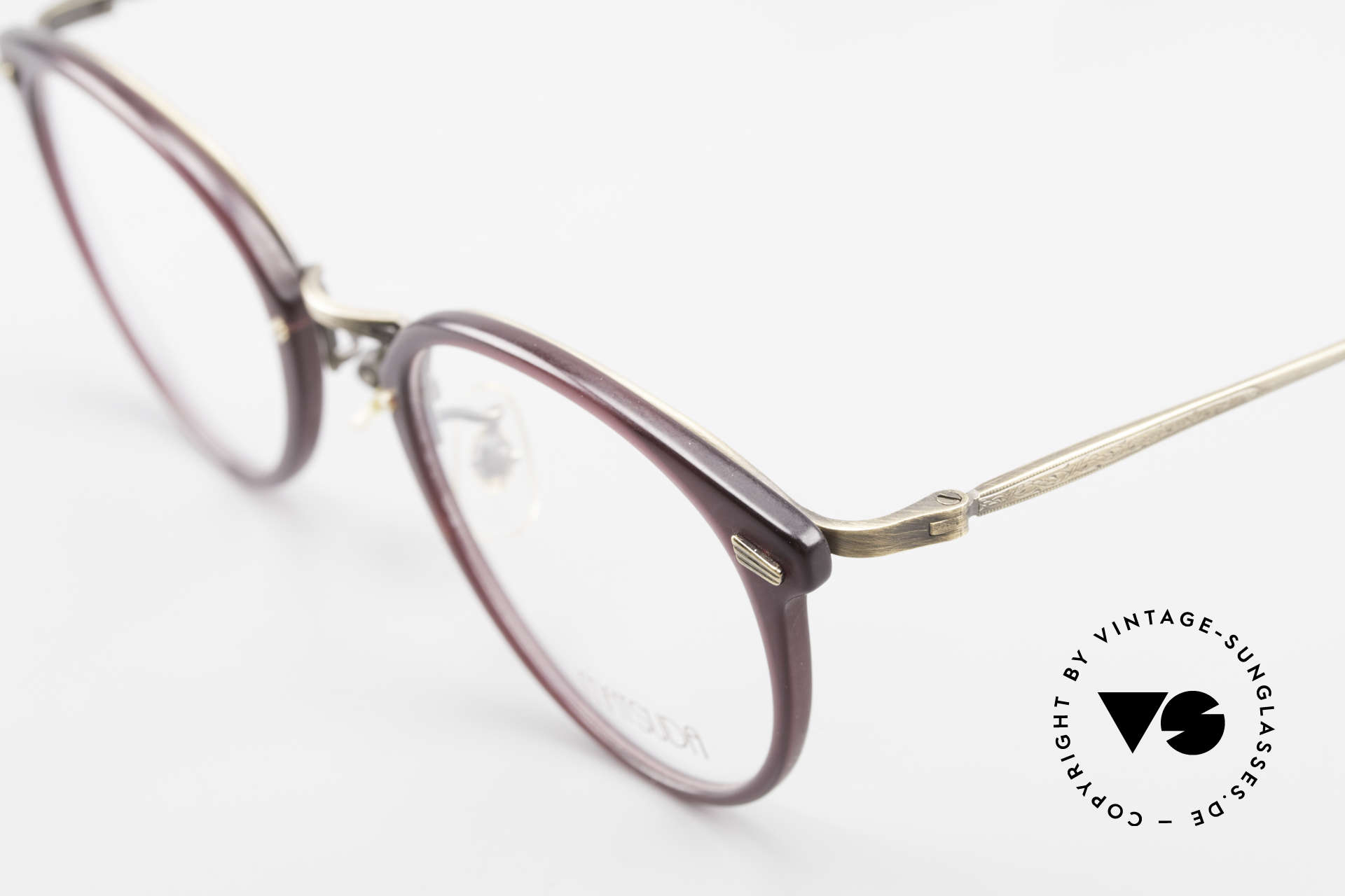 Matsuda 2836 Panto Style 90's Eyeglass-Frame, unworn rarity (a 'must have' for all lovers of quality), Made for Men and Women