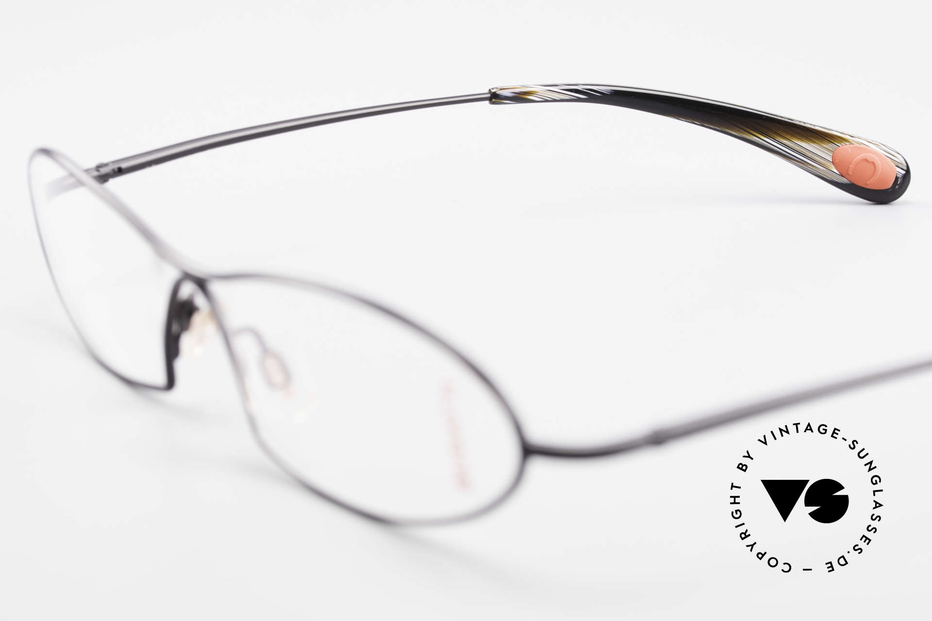 Bugatti 343 Odotype Vintage Men's Designer Frame, frame is made for optical lenses / sun lenses, Made for Men