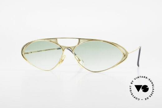 Casanova LC8 Murano Glass Luxury Shades Details