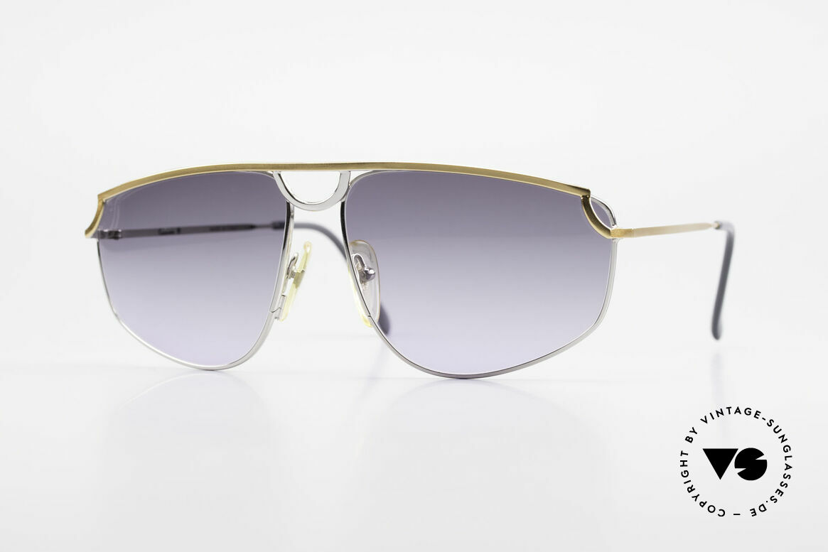Casanova DSC9 Rare Aviator Style Sunglasses, ultra rare CASANOVA aviator sunglasses of the 80's, Made for Men and Women