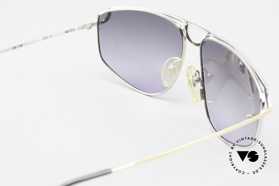 Casanova DSC9 Rare Aviator Style Sunglasses
