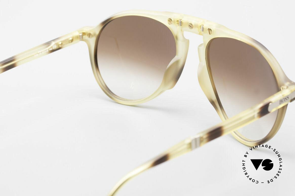 BOSS 5156 90's Vintage Folding Sunglasses