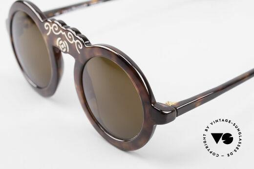 Laura Biagiotti V93 Shangai True Vintage 70's Sunglasses