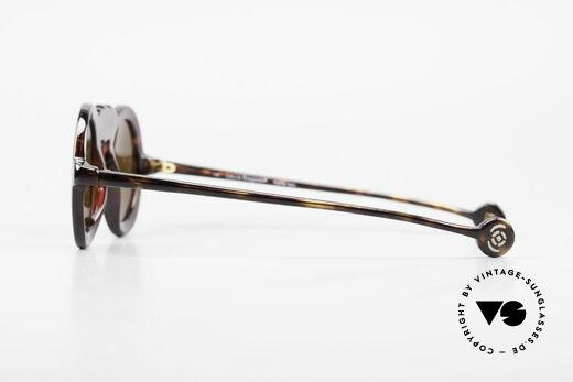 Laura Biagiotti V93 Shangai True Vintage 70's Sunglasses, the frame is made for optical lenses or sun lenses, Made for Women