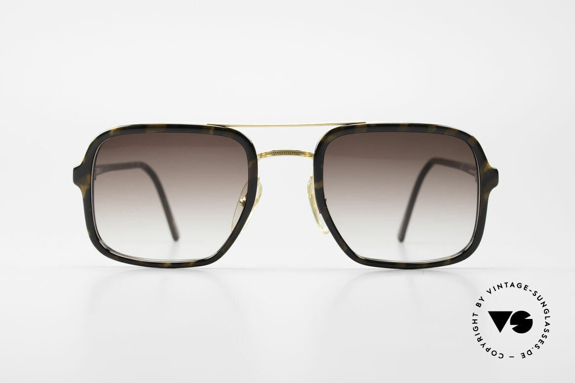 Dunhill 6059 80's Vintage Men's Sunglasses, tangible supreme workmanship (GOLD-PLATED metal), Made for Men