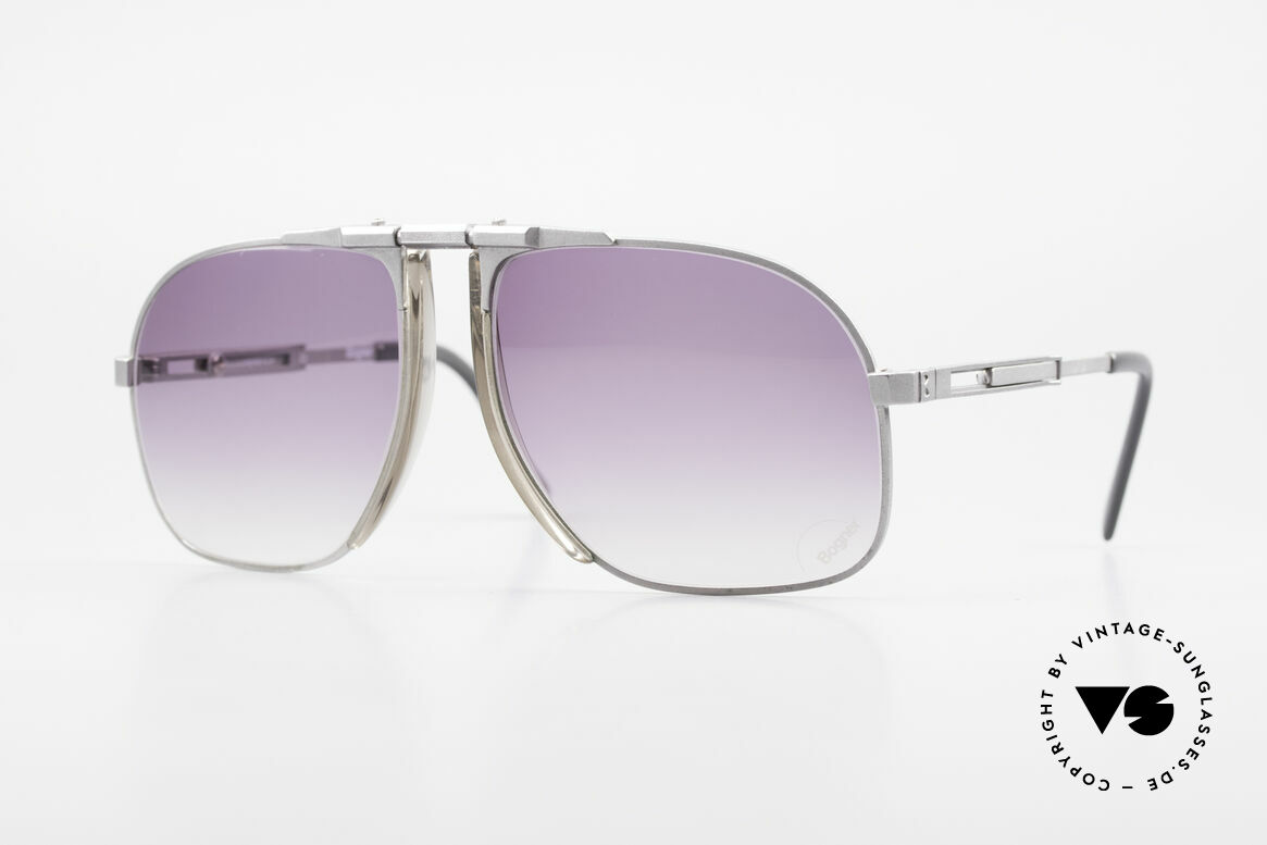 Willy Bogner 7023 Adjustable Sunglasses 80's, the bestseller sunglasses by skiing-ace Willy BOGNER, Made for Men