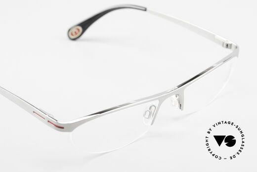 Bugatti 497 Ruthenium Vintage Eyeglasses, Nylor-frame is made for optical / sun lenses, Made for Men