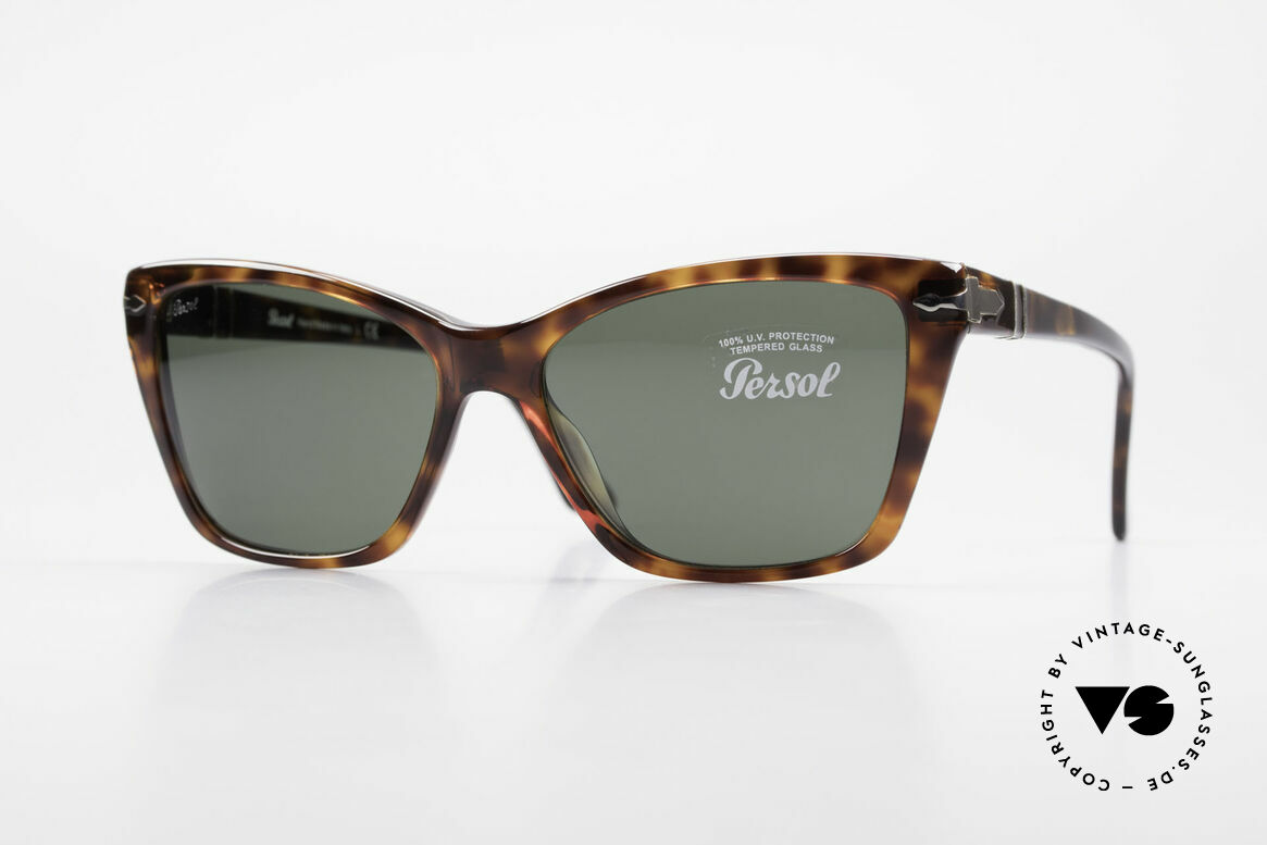Persol 3023 Ladies Sunglasses Classic, Persol 3023: very elegant sunglasses for women, Made for Women
