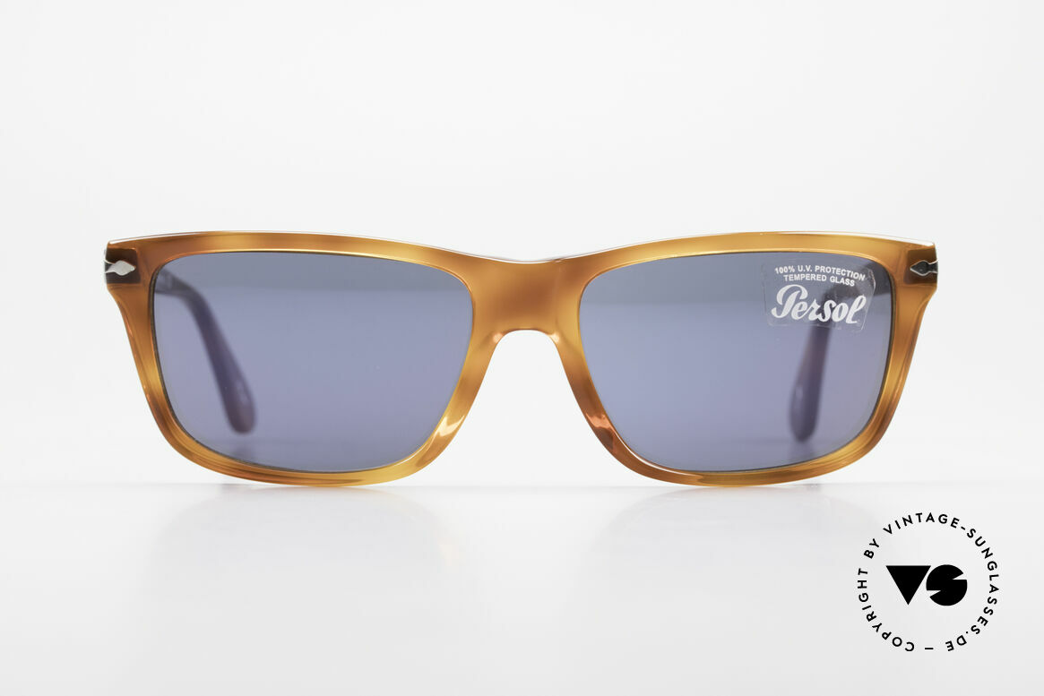 Persol 3026 Classic Sunglasses For Men, classic timeless design and best craftsmanship, Made for Men
