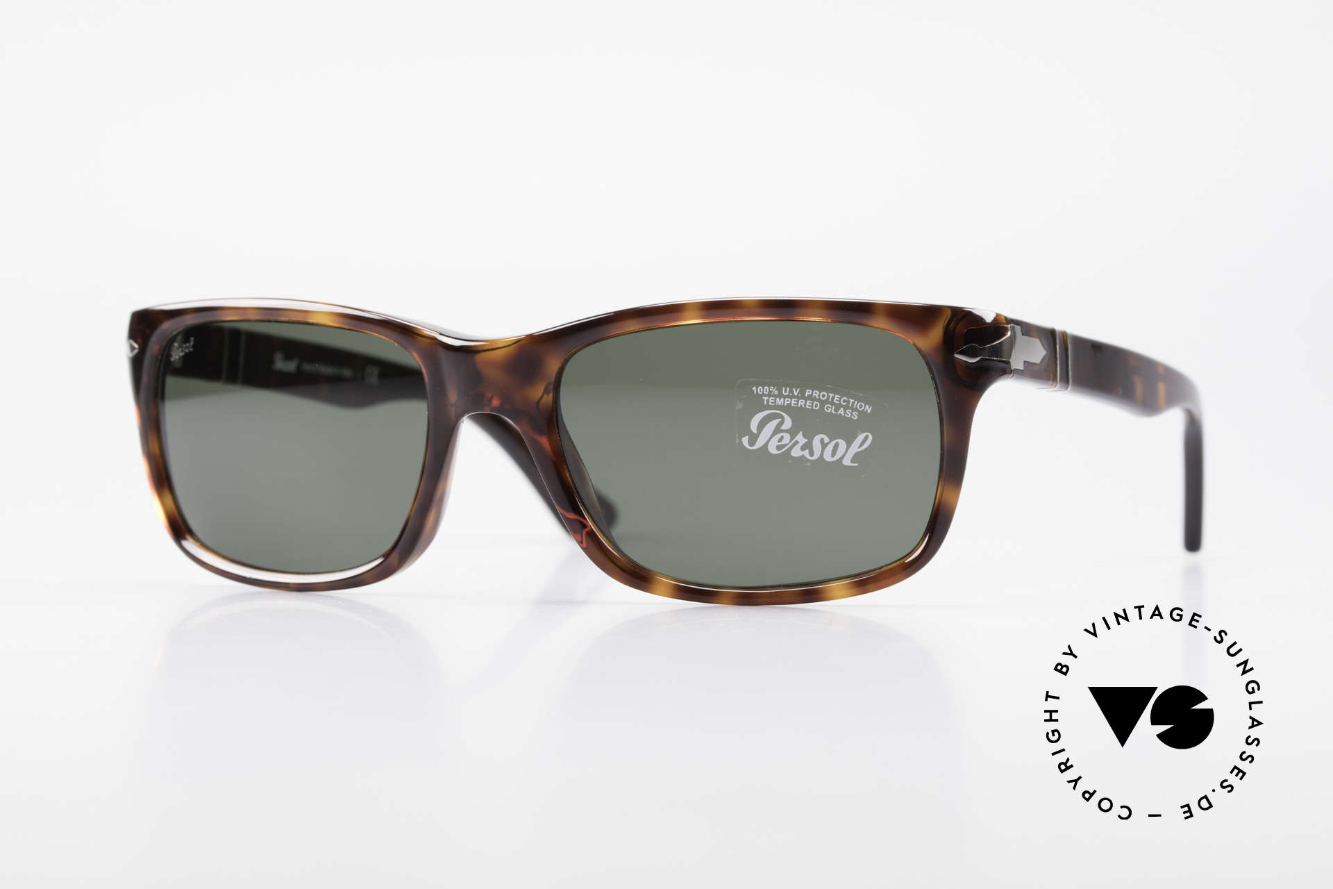 Persol 3048 Timeless Designer Sunglasses, Persol 3048: current designer sunglasses by PERSOL, Made for Men and Women