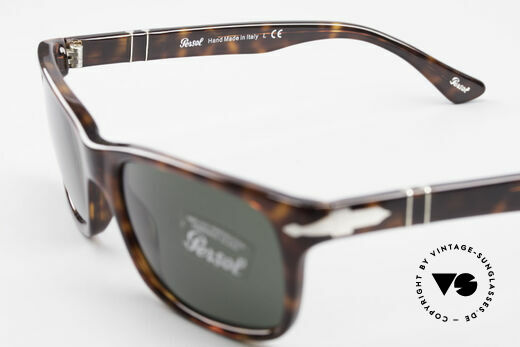 Persol 3048 Timeless Designer Sunglasses, the sun lenses could be replaced with lenses of any kind, Made for Men and Women