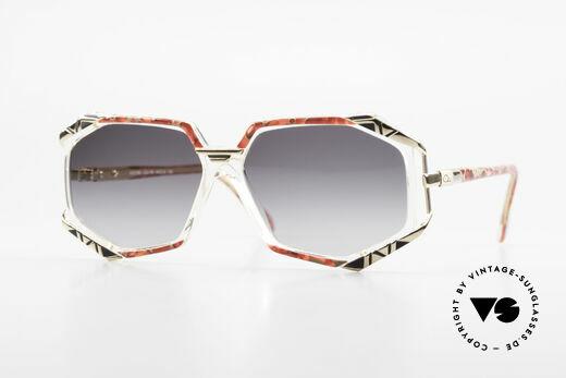 Cazal 355 Spectacular Cazal Sunglasses Details