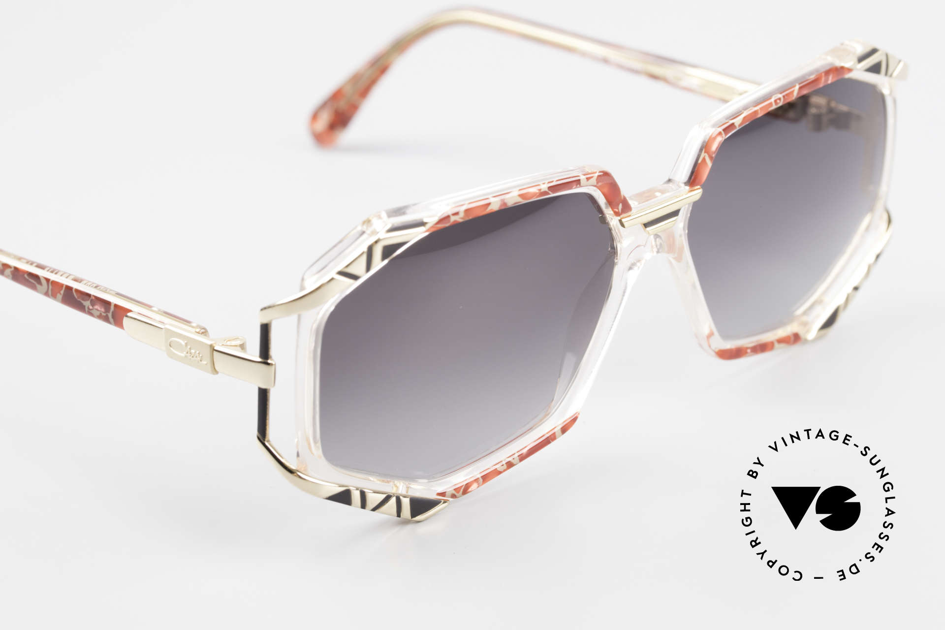 Cazal 355 Spectacular Cazal Sunglasses, NO retro shades, but an authentic 25 years old original, Made for Women