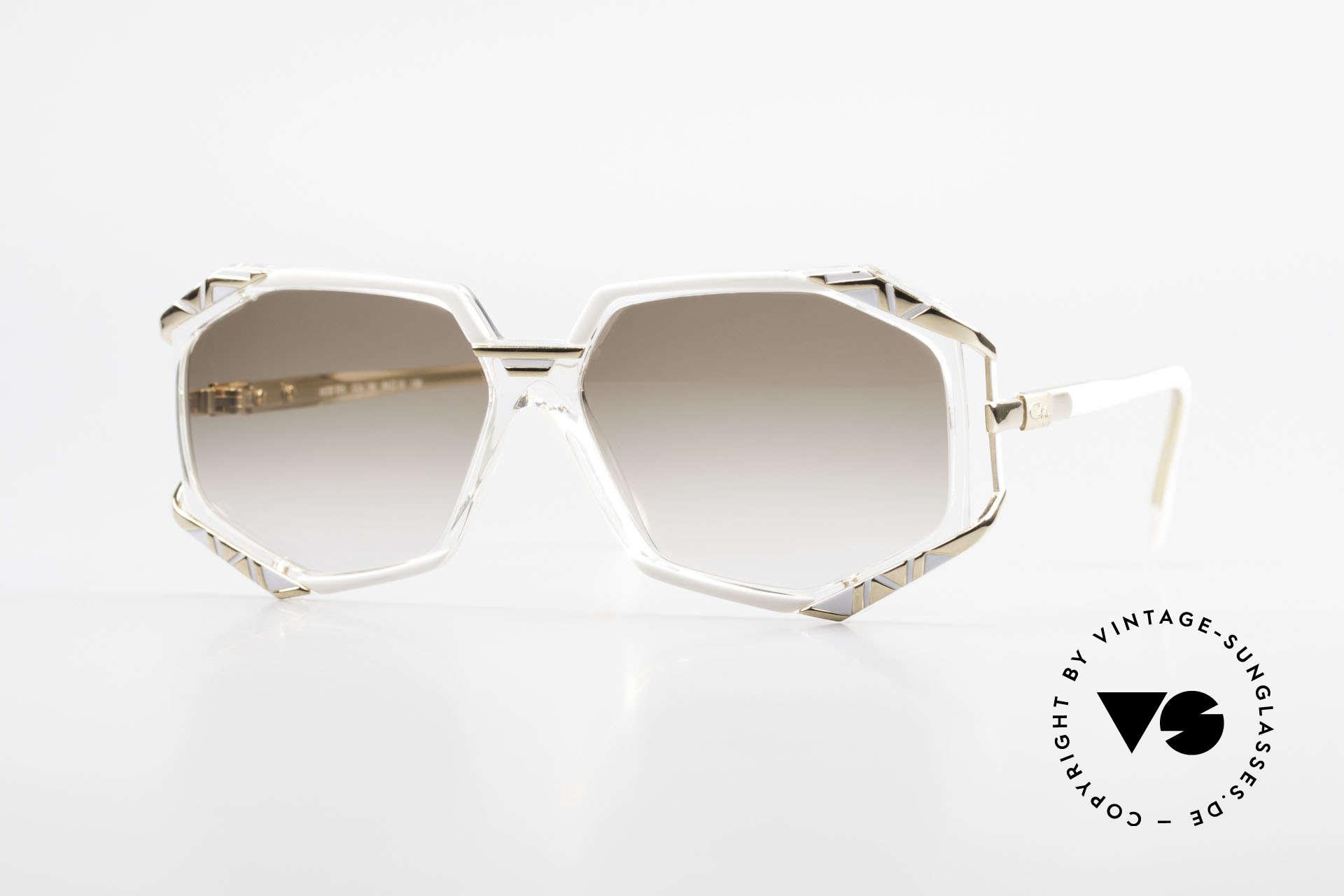 Cazal 355 Spectacular 90s Vintage Cazal, extraordinary Cazal designer frame from the early 90's, Made for Women