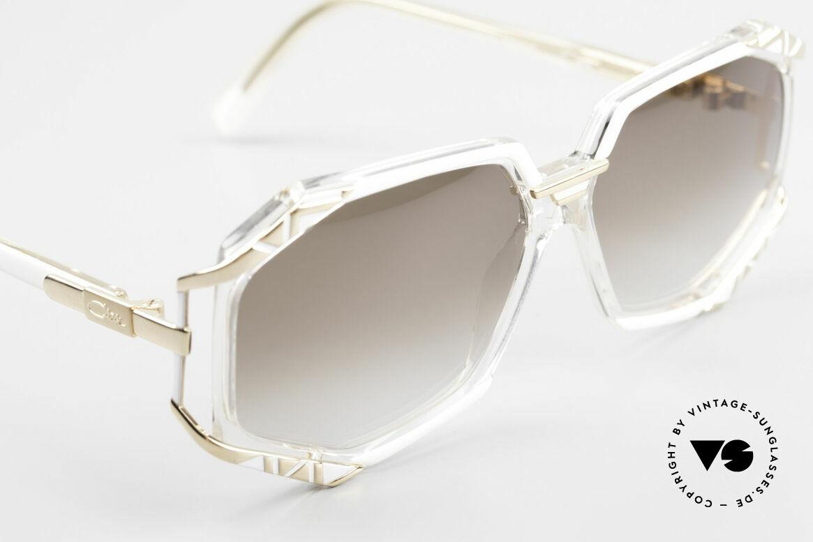 Cazal 355 Spectacular 90s Vintage Cazal, unworn, NOS (like all our rare CAZAL vintage eyewear), Made for Women