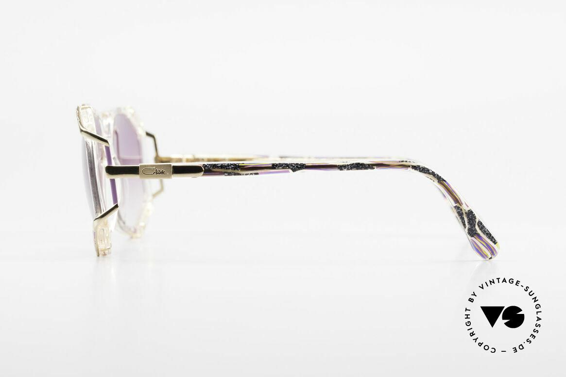 Cazal 355 Extraordinary 90's Cazal Frame, unworn, NOS (like all our rare CAZAL vintage eyewear), Made for Women