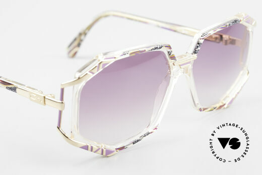 Cazal 355 Extraordinary 90's Cazal Frame, NO retro shades, but an authentic 25 years old original, Made for Women