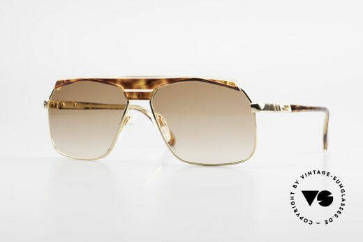 Cazal 730 80's West Germany Sunglasses Details