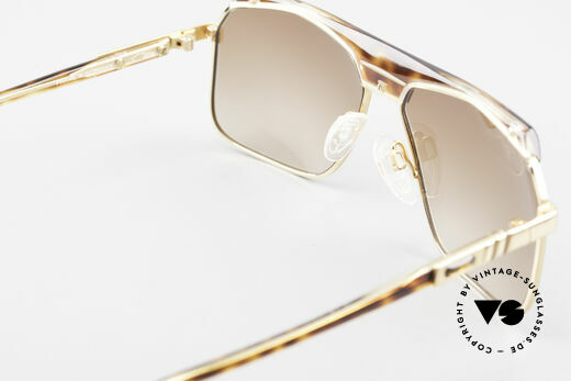 Cazal 730 80's West Germany Sunglasses, NO RETRO SUNGLASSES, but a 30 years old rarity, Made for Men