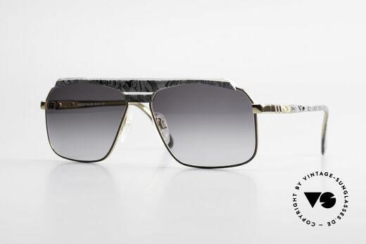 Cazal 730 Vintage 80's Cazal Sunglasses Details
